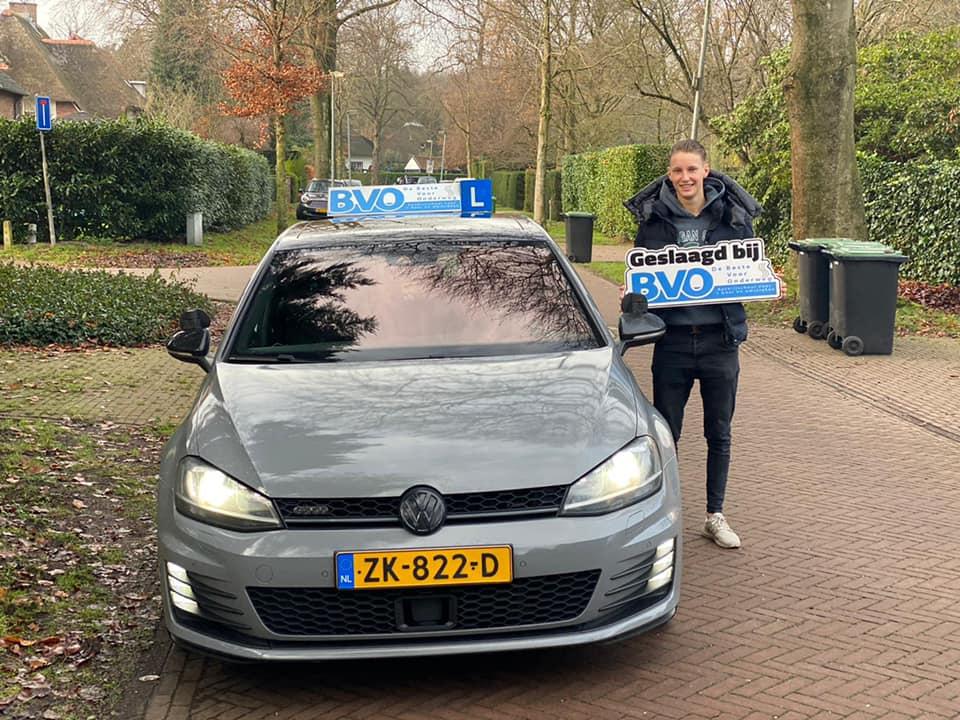 Auto rijlessen in Hilversum en omstreken